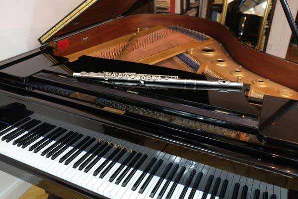 Piano with Flute